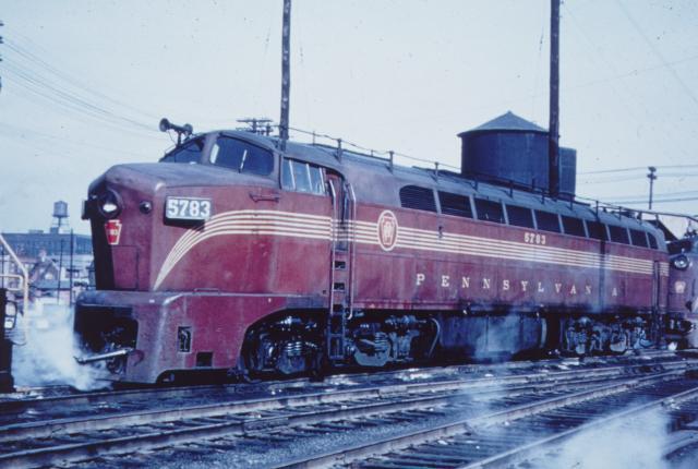 PRR BP20 #5783 at Pittsburgh, PA.