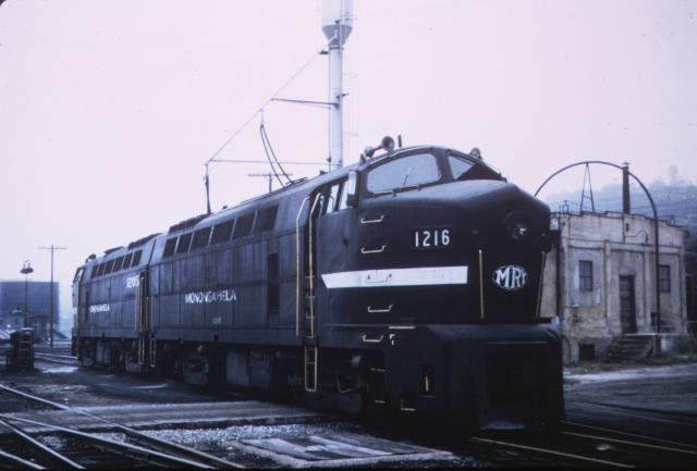 Monongahela RF16 #1216.