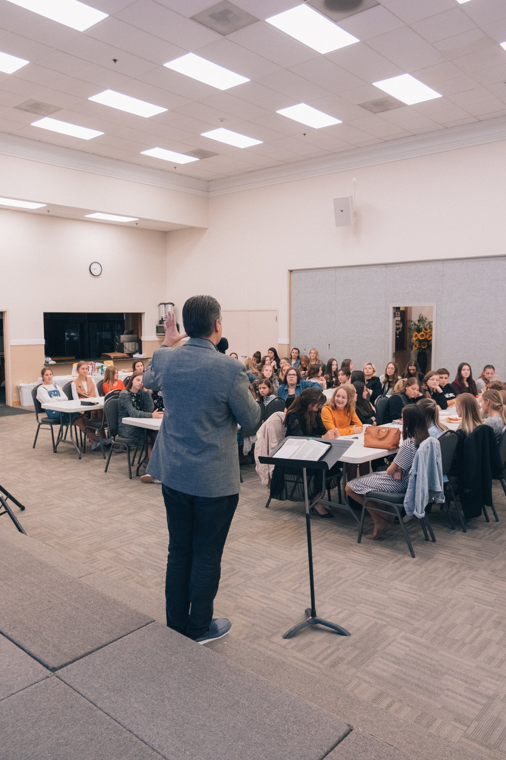 Faith. GRowth. Serve. - Teens is dedicated to the strengthening of faith in Christ, encouraging spiritual growth, and preparing young minds for serving God.