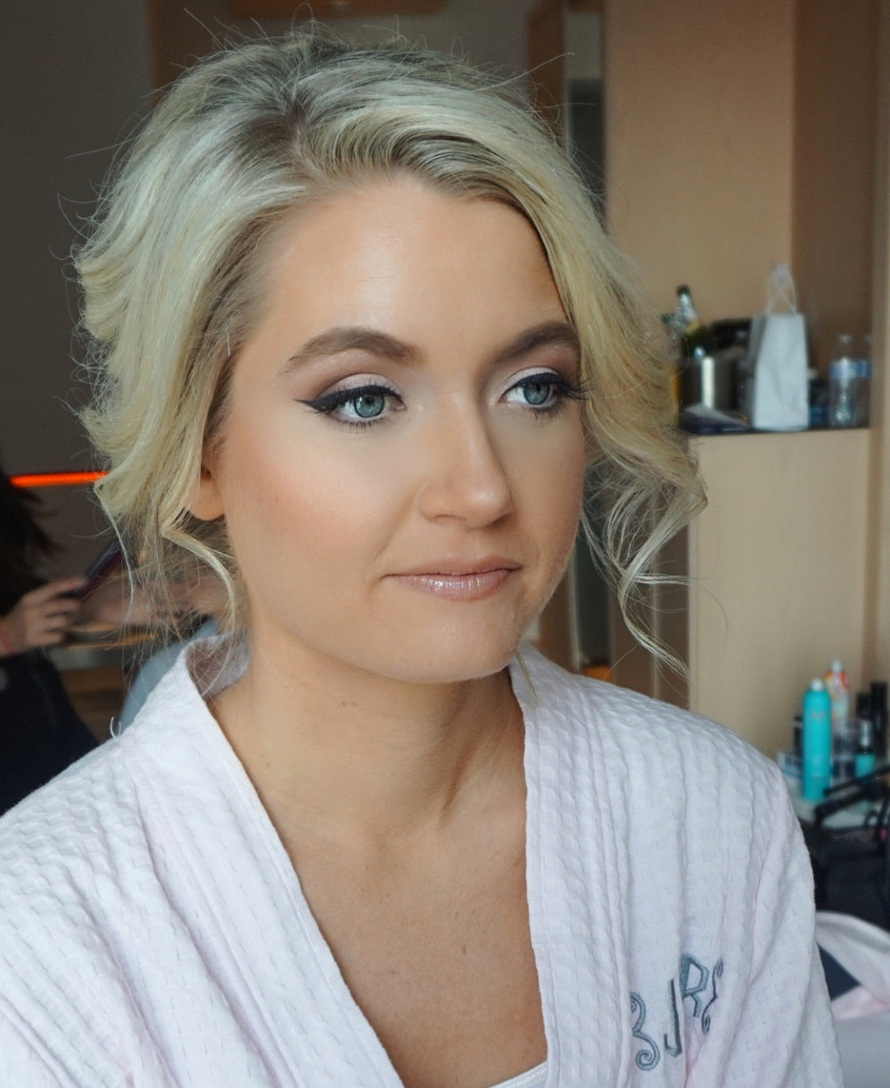Makeup by Amela Bego, Hair by Dee (Deanna) Mujagic