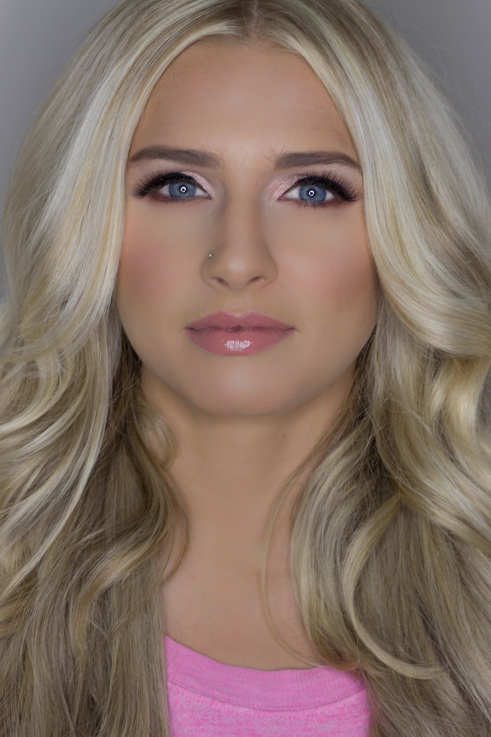 Makeup, Cut, Color, Extensions and Style by Hannah Elisabeth