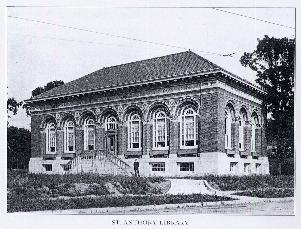St. Anthony Park Library