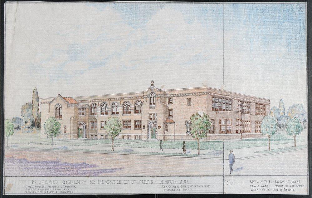 Sketch, Gymnasium