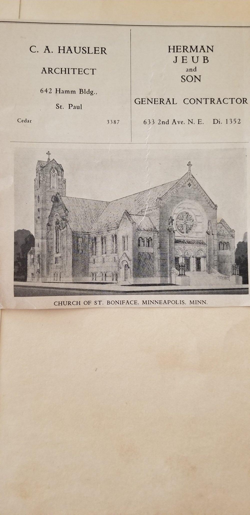 Church of St. Boniface