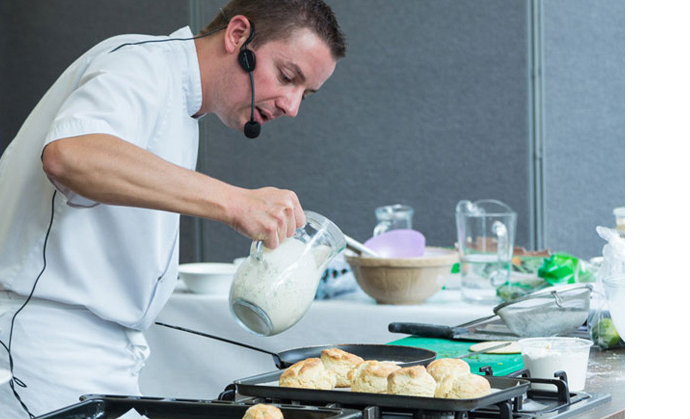 Chef Michael Vanheste (Image: yorkmix.com)