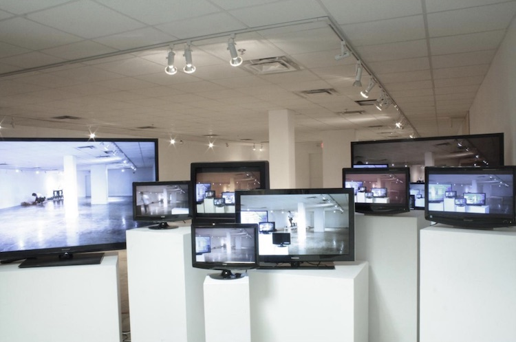 Installation View (2013)