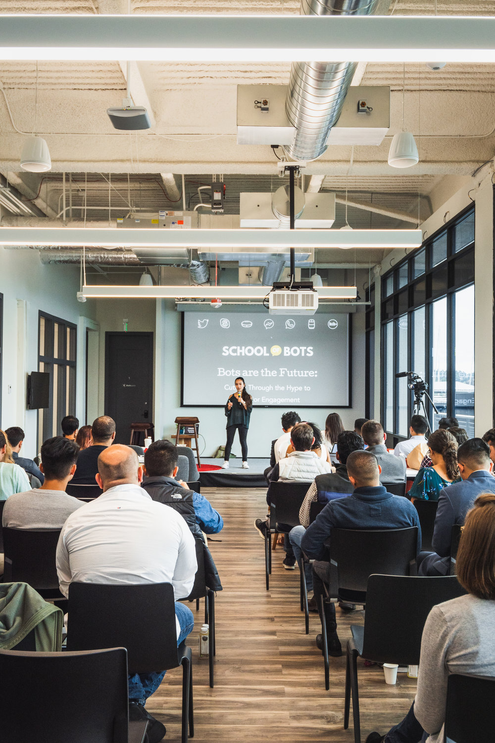 Social Impact + Entrepreneurship + Marketing - Impact Mentality is an event series and community focused at the intersection between social impact, marketing, and entrepreneurship. We believe that social impact can be brought through a company's product, service, and corporate culture.