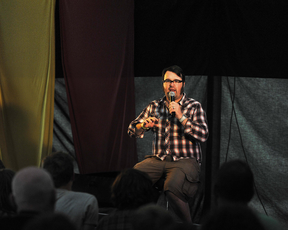 Comedy, Cornbury Music Festival