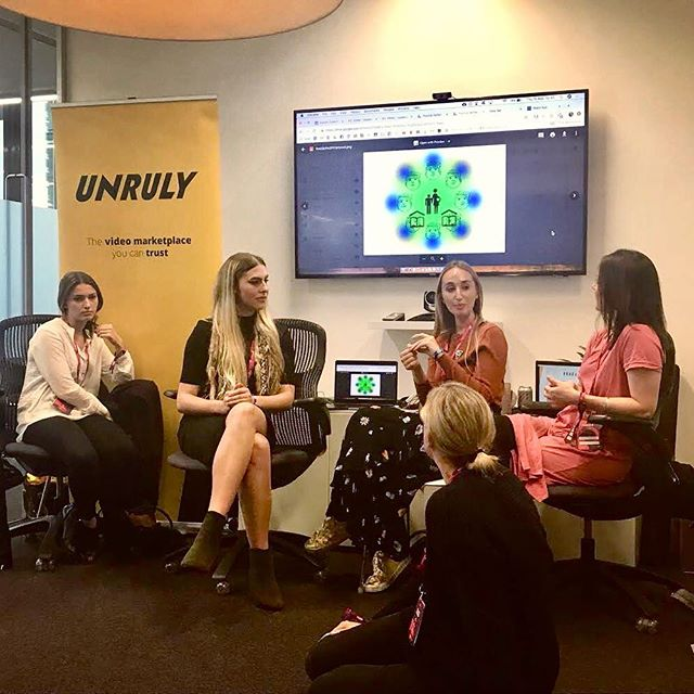 Thank you @mindshareuk @unruly.co for a great session today at your flagship Huddle exploring Art, Science and Emotions in a New Era of Influence! ▼ We loved seeing all your Psyche-Selfies on your subconscious perception of 'Influence' and can't wait to add them to our growing data set. Stay tuned! ▼ @mindshareuk  @unruly.co ▼ ▼ ▼ ▼ ▼ ▼ ▼ #mindshare #unruly #mshuddle #conference #newtech #publicengagement  #artificialintelligence #artscience #sciart #subconscious #collectiveintelligence #communalart #digitalworkshop  #arttech #humanmachine #ai #art  #mindmapping #interactive #london #londonart #contemporaryart #psycheselfie #futurism #data #dataart