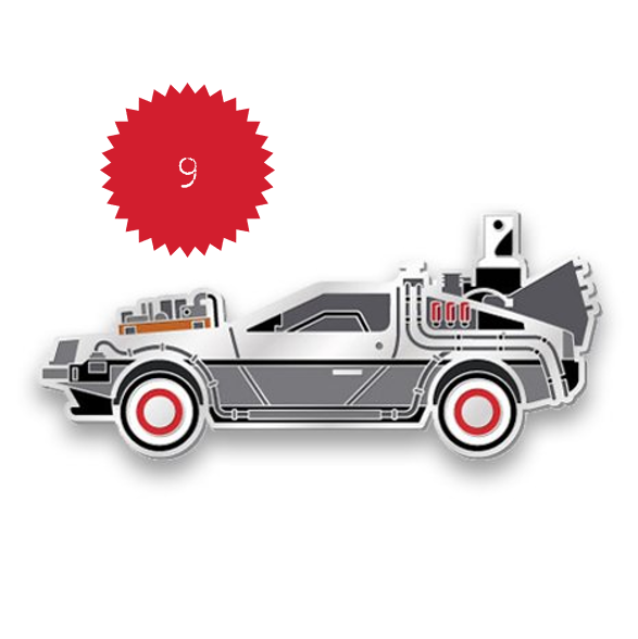 Delorean Pin Badge.png