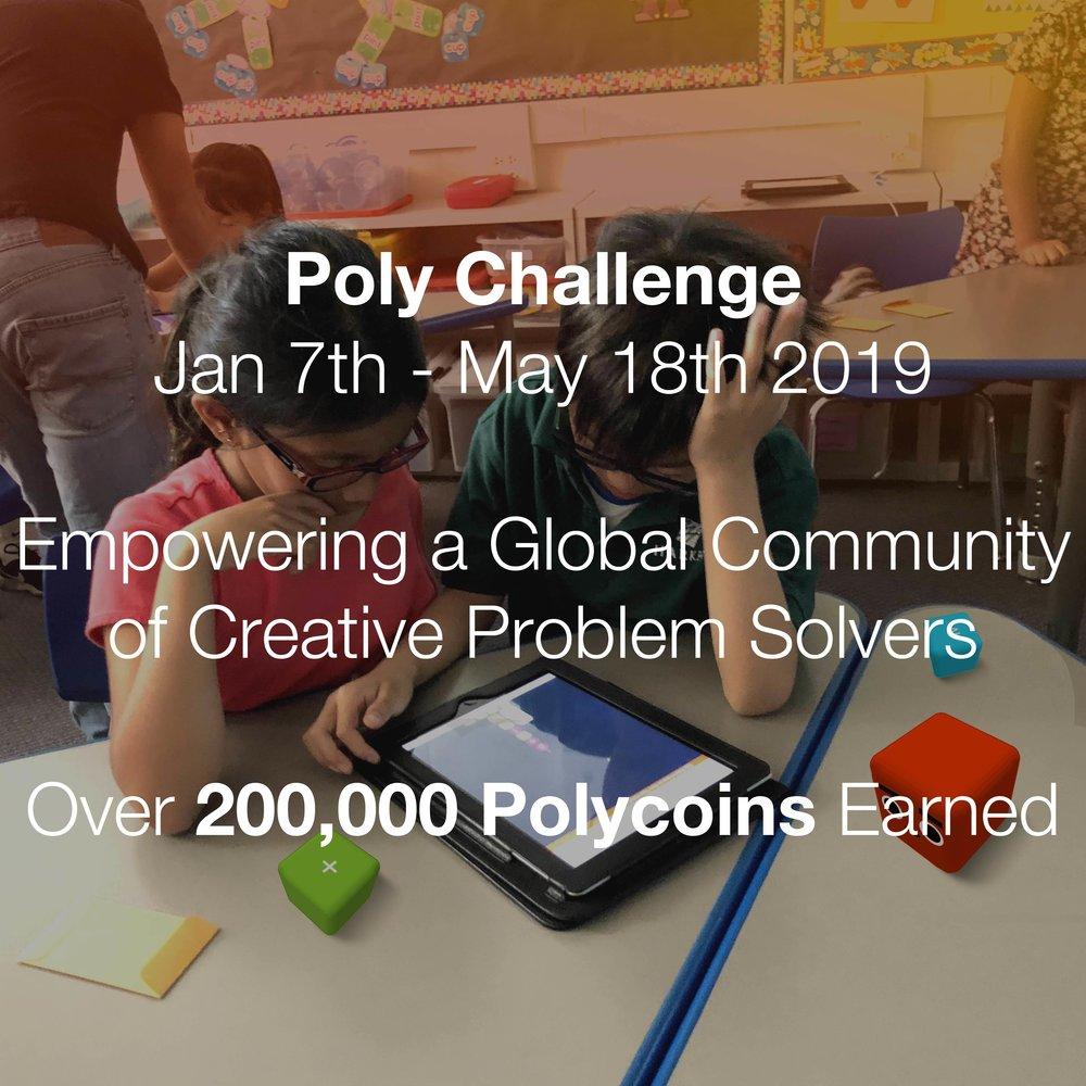 #PolyChallengeSpring2019