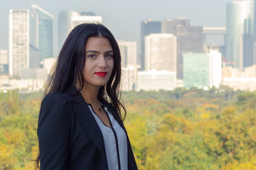 Rania BENBRAHIM - Co-responsable événementiel au sein de l'associationMaster 1 Droit international et européen des affaires (FACO Paris)Année d'échange en L3 (University of Management & Law, Bradford-Leeds)LINKEDIN / VOIR LE CV