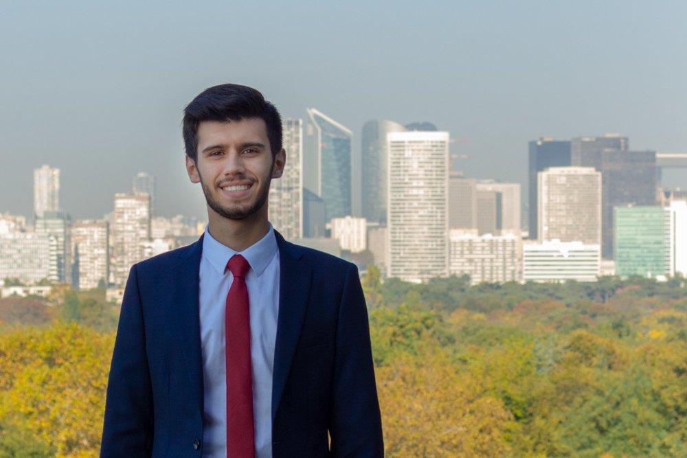 Alexandre GONZALEZ - Master 1 Droit des affaires et fiscalité (Université Paris-Dauphine)LINKEDIN / VOIR LE CV