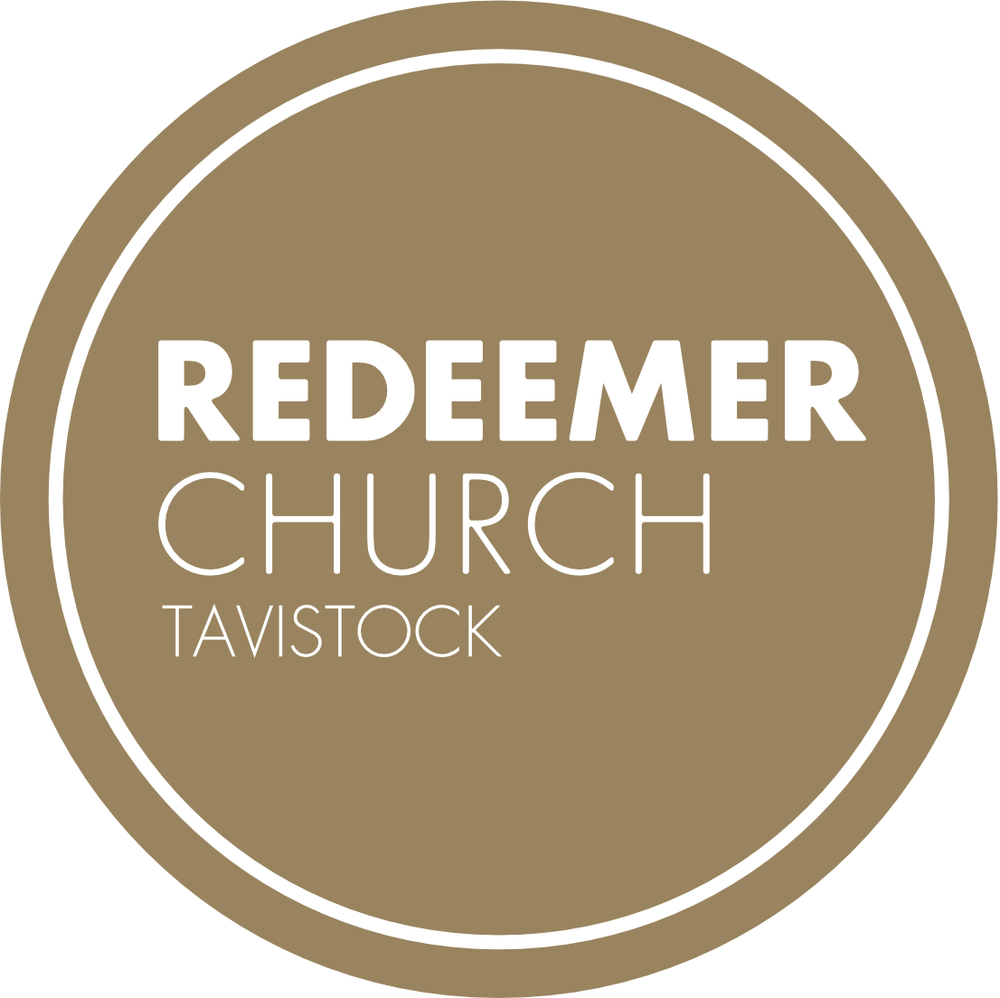Redeemer Tavistock Logo - Circle Brown (Text Inside).png