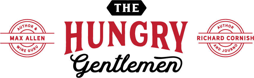 The Hungry Gentlemen | Richard Cornish and Max Allen
