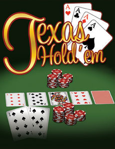 Texas Hold 'Em - If you've watched poker on TV you've seen how exciting Texas Hold'em can be. We offer Texas Hold'em tournaments and cash games for our customers around the clock. GEGA 2125, 2456