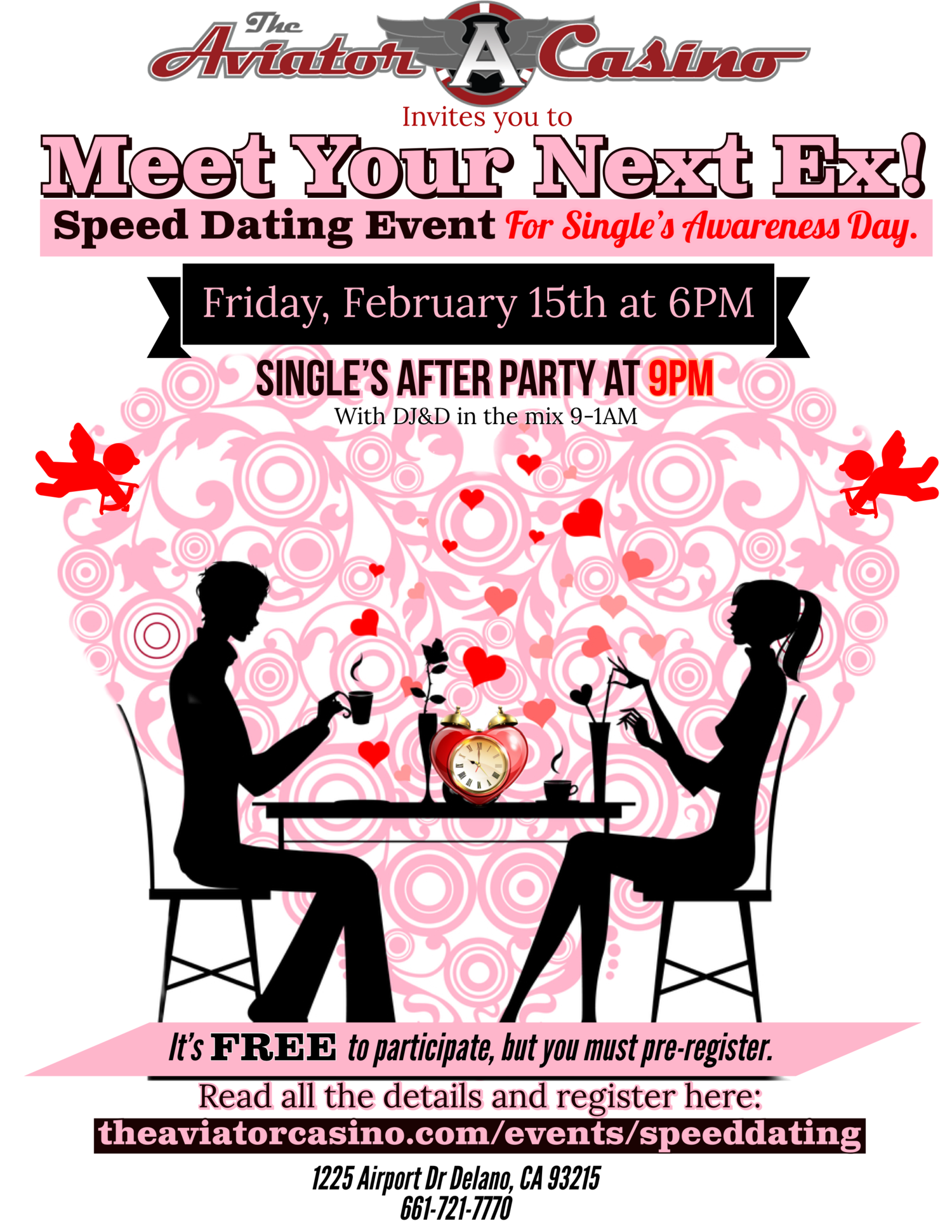 Speed dating preston area