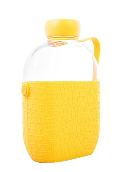 Hip Yellow Water Bottle