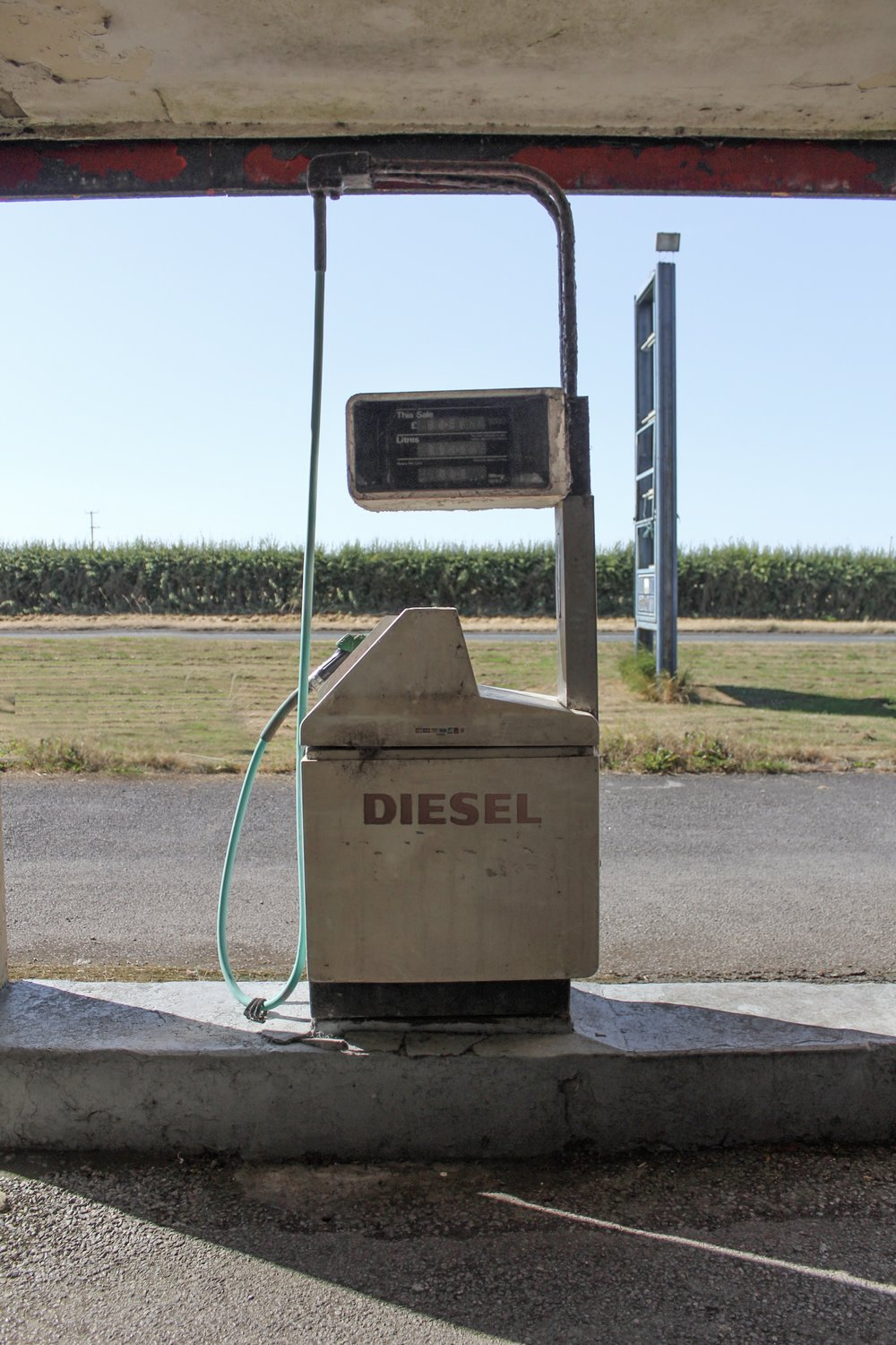 The end of the Road? - How much longer for diesel?