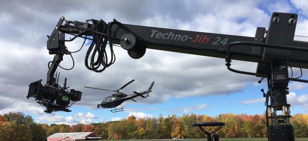 NYC Techno-Jib Rental