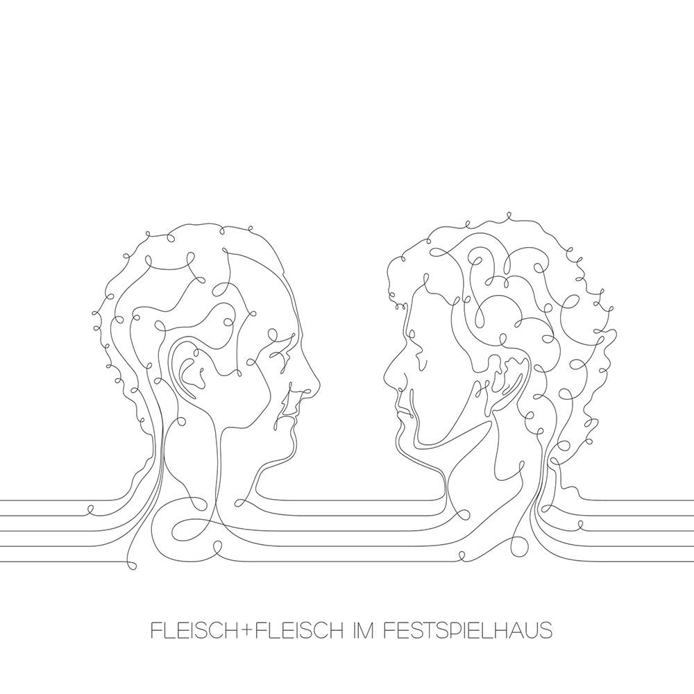 Fleisch+Fleisch Classic   Mit Orchester klingts scho fast seriös € 17 (inkl. Versand & MwSt., unter Kontakt zu bestellen)