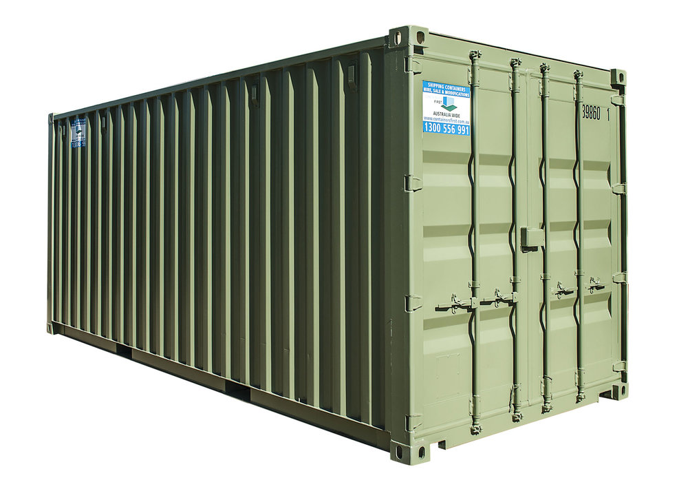 Self storage - Find out about our on site container self storage with CCTV and availability of 24hr access.