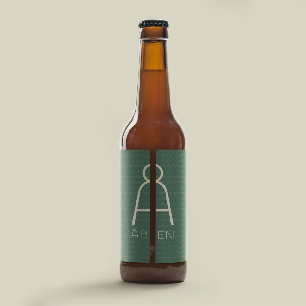 """BRYG 61  / New England IPA / 5.5%  Regular Edition, 2017-   Our first ever beer. It is called Bryg nr. 61 (brew no. 61), as it took 60 attempts before ending up with """"Bryg nr. 61 - IPA"""". It is a fruity and hazy New England Pale Ale made primarily with Citra and Mosiac. Only very modest bitterness but high aroma of exotic fruits. Delicious for a summer day or a drink in the bar. It has now become a classic for us."""