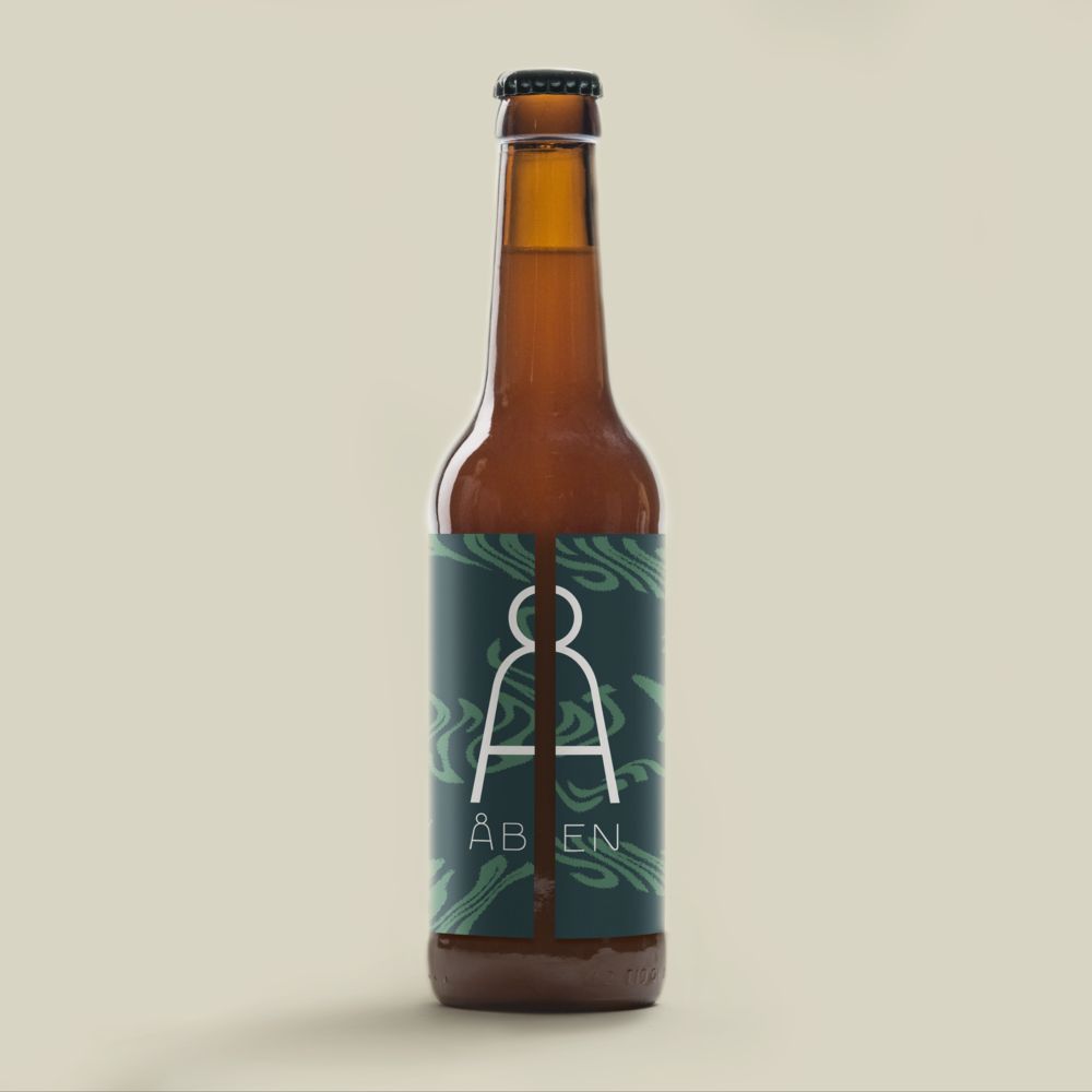 SIMCAS OAT CREAM  /   IPA - Imperial / Double New England / 7.7%  Limitid Edition, 2018   At Åben we find inspiration in exceptional breweries around the world and Other Half has always been held high in our hearts, especially their Oat Cream IPA's. SimCas Oat Cream is our attempt of a full-bodied and smooth New England IPA. It is dryhopped with 28 g/l Cascade and Simcoe. The first of creamy NEIPA's to come.