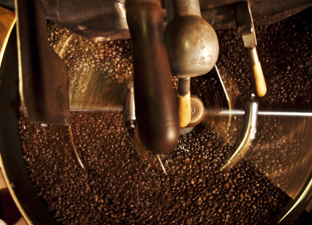 Our coffee is locally roasted on site every few days to ensure peak freshness and flavor in every cup.  [READ MORE…]