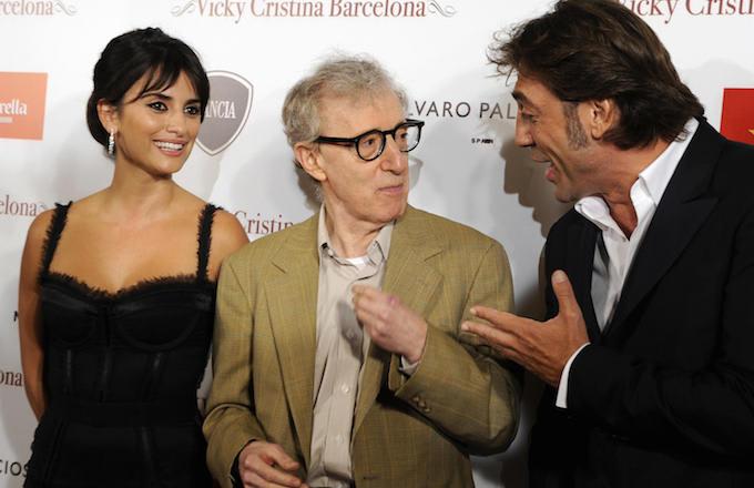 Javier Bardem, Woody Allen