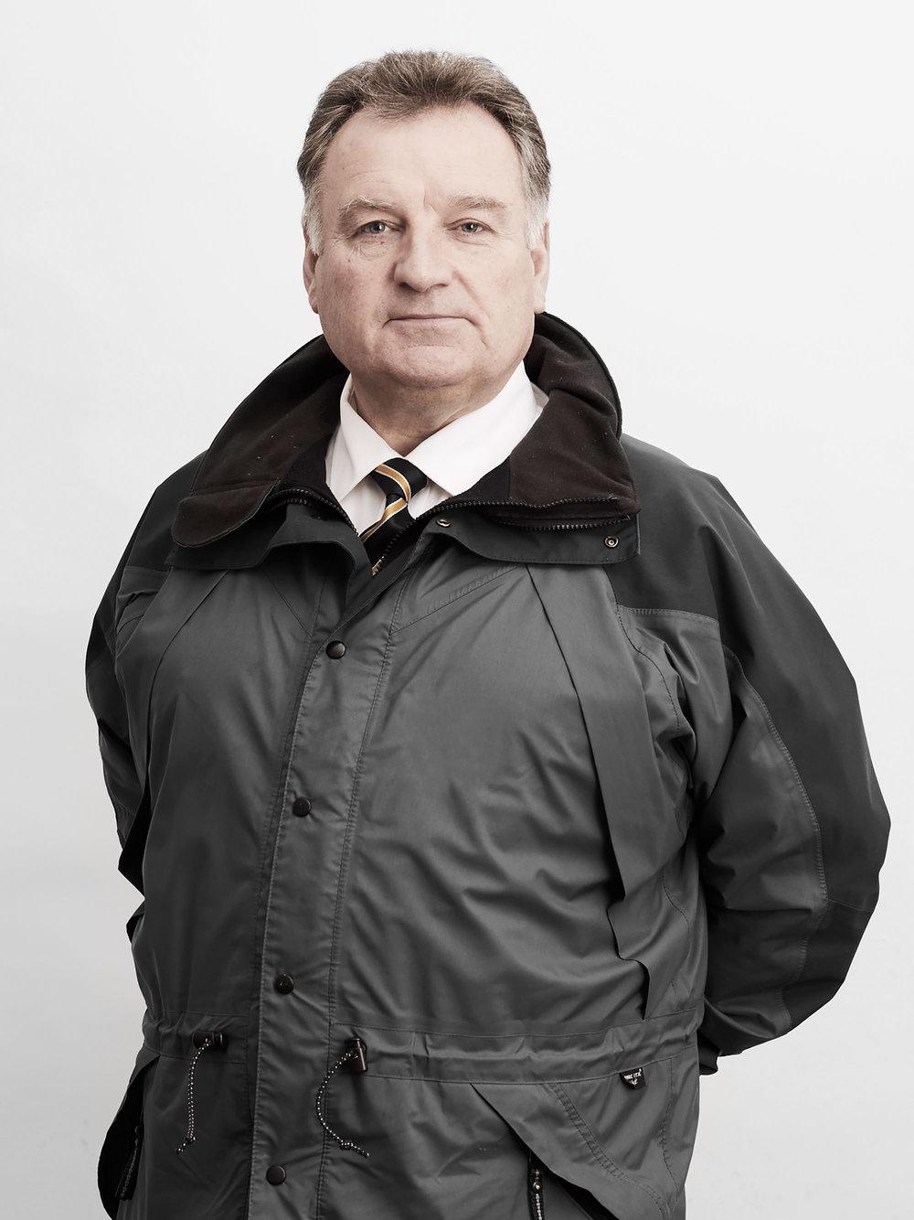 Paul Benoliel, Managing Director.