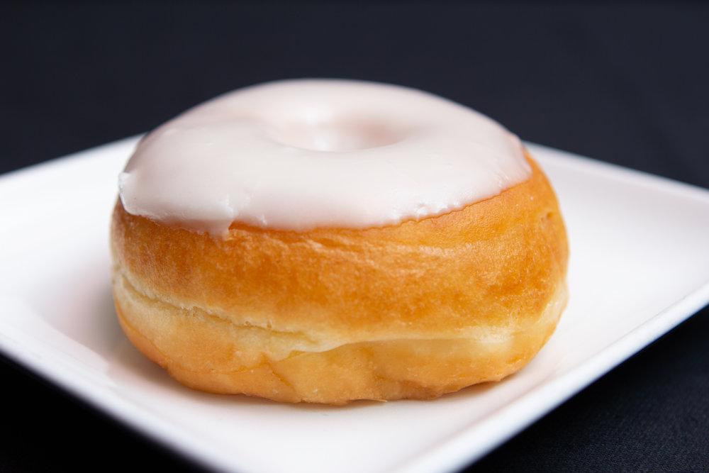 Vanilla Glazed