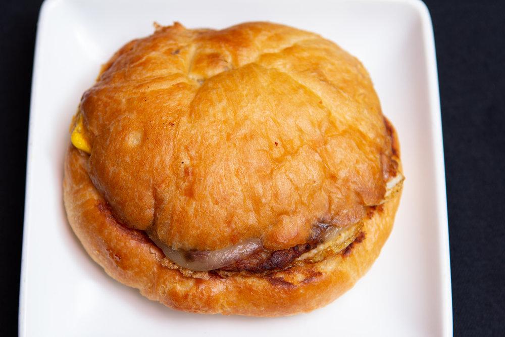 Croissant Sausage