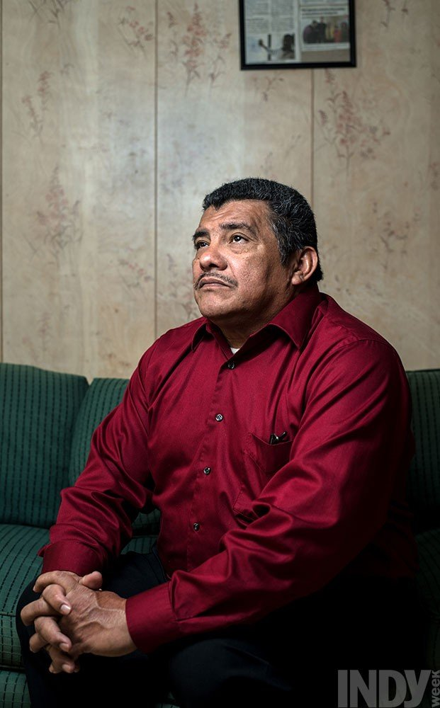 His Story - Pastor Jose Chicas, 52, from El Salvador, has lived in the U.S. for over 30 years. He has been an integral part of the local community, pastoring the Iglesia Evangélica Jesús el Pan de Vida in Raleigh, NC and working as a custodian at a local church. Now, because of a 30-year-old deportation order, he's living at the School for Conversion in Durham, in sanctuary.Learn More