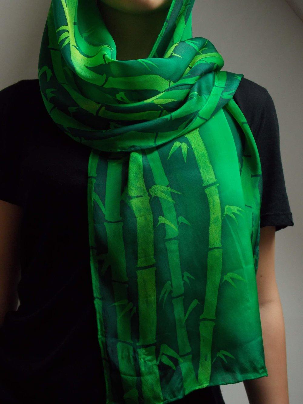 306 Silk Scarves - Bending Bamboo.jpg