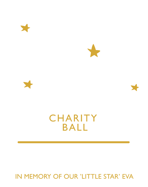 In the stars. Charity Ball 2019