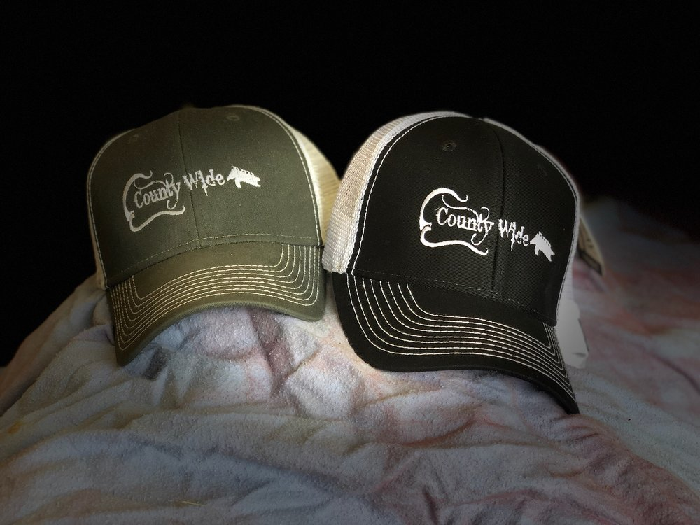 County Wide Hat $16 -