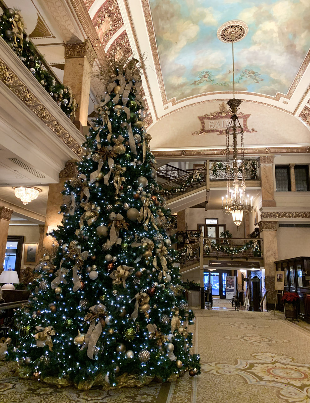 Christmas at the Pfister
