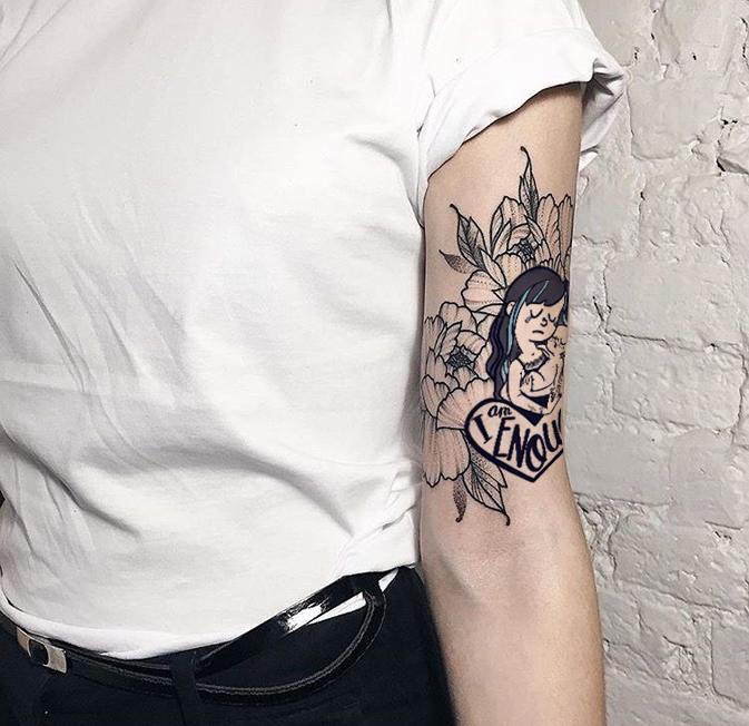 Tattoo Pass -