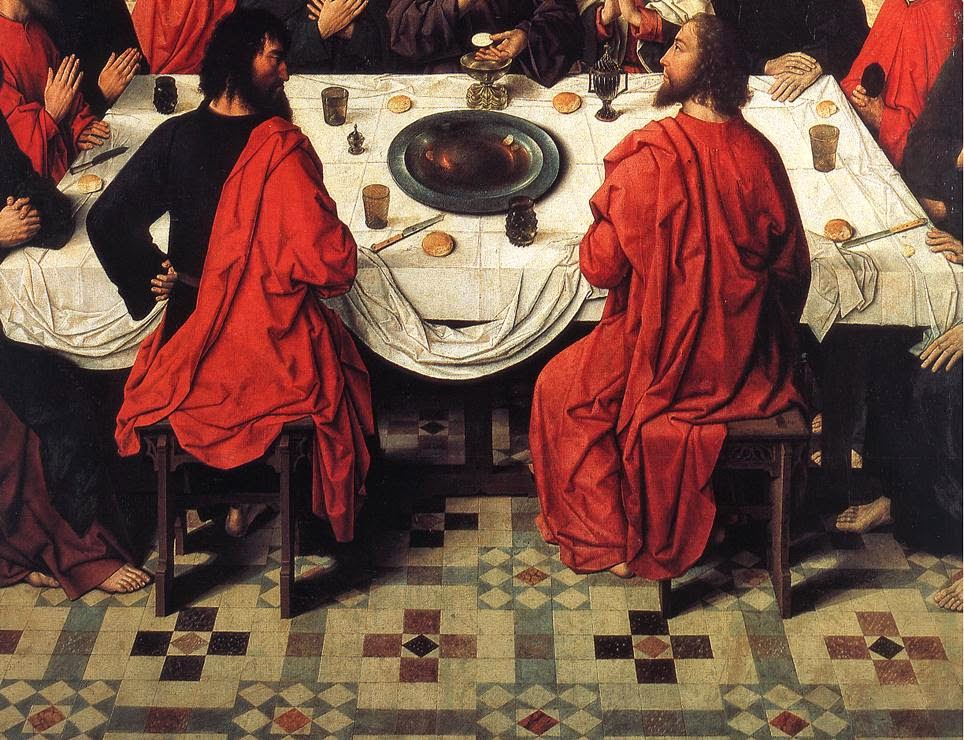 Dieric_Bouts_-_The_Last_Supper