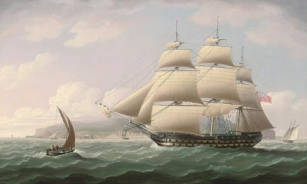 Πλοίο της Εταιρείας Ανατολικών Ινδιών