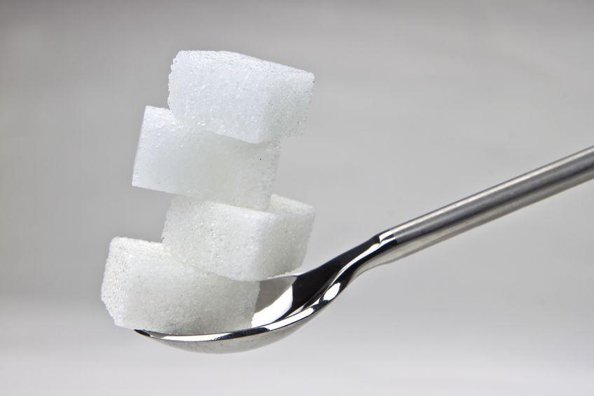 Sugar-Cubes-on-Spoon