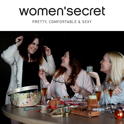 Women'secret - Η Madame Gâteaux παρέα με την beauty blogger Ιλιάδα Κλάγκου (Kiss Laurenne) και την crafter Μαριάννα Ηλιοπούλου (Blueberry Mints) πέρασαν ένα χουχουλιάρικο girls' night in ντυμένες με τα cozy homewear του Women'secret και έκαναν baking, craft projects και μάσκες ομορφιάς.
