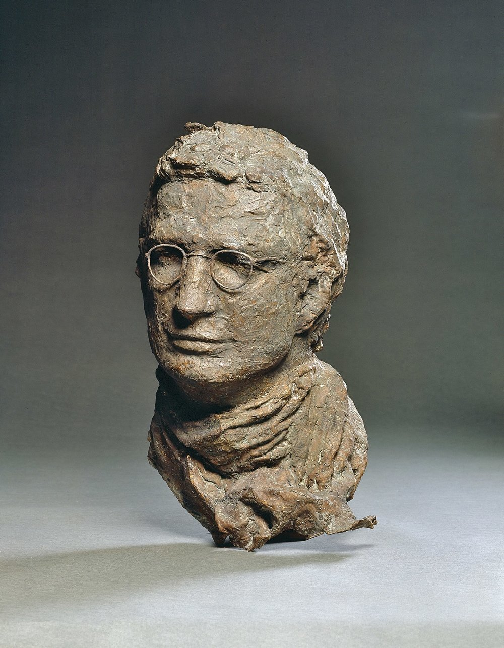Georg Thurn-Vrints  1991 Bronze