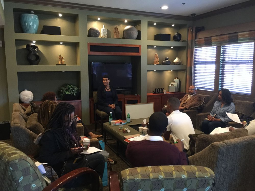 2016 New Year's Eve Small Group Retreat