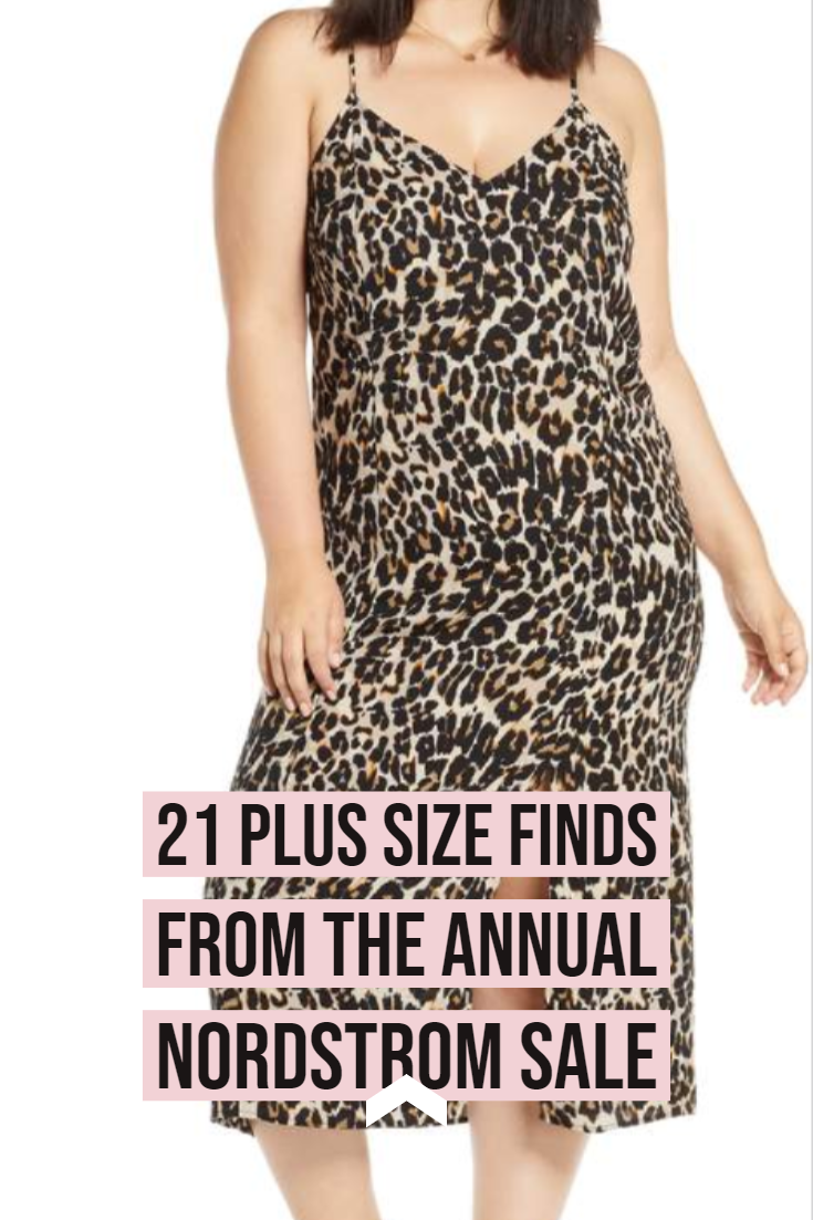 Plus Size Fashion Nordstrom Annual Sale
