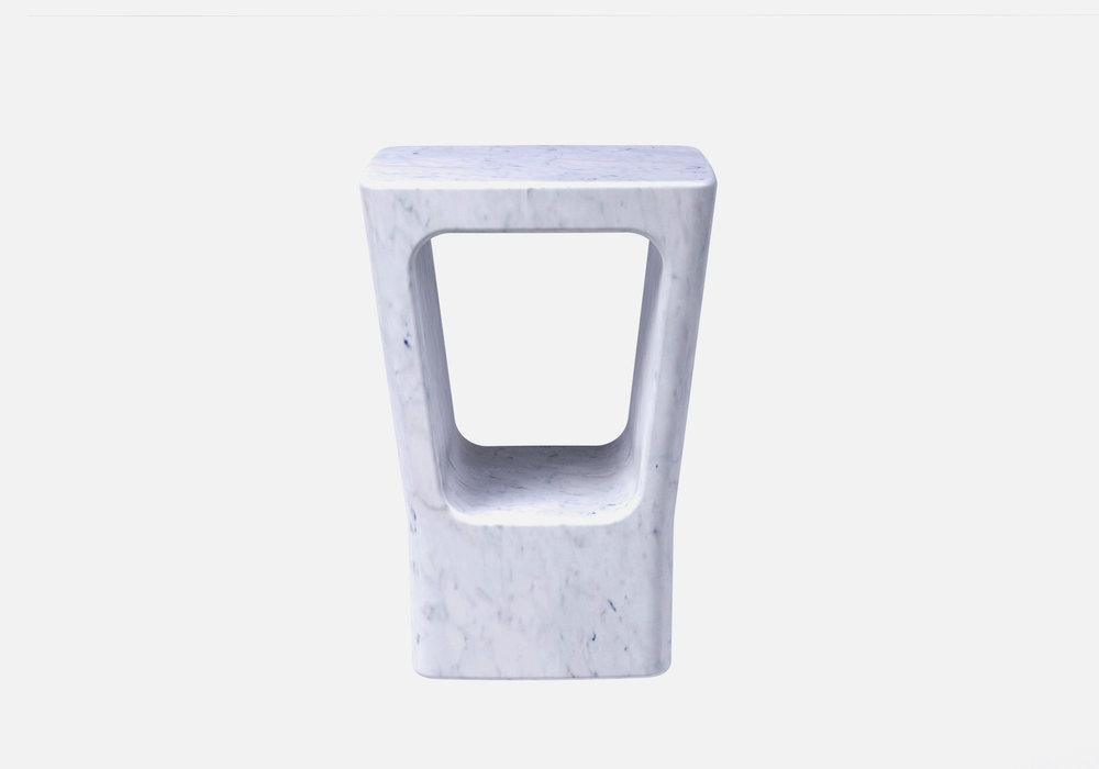 Decode - Marble Side Table
