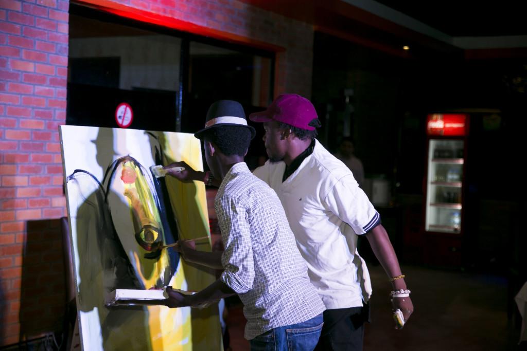 Kigali Art scene