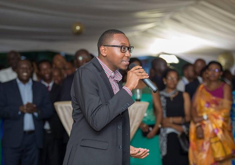 Moses Gashirabake
