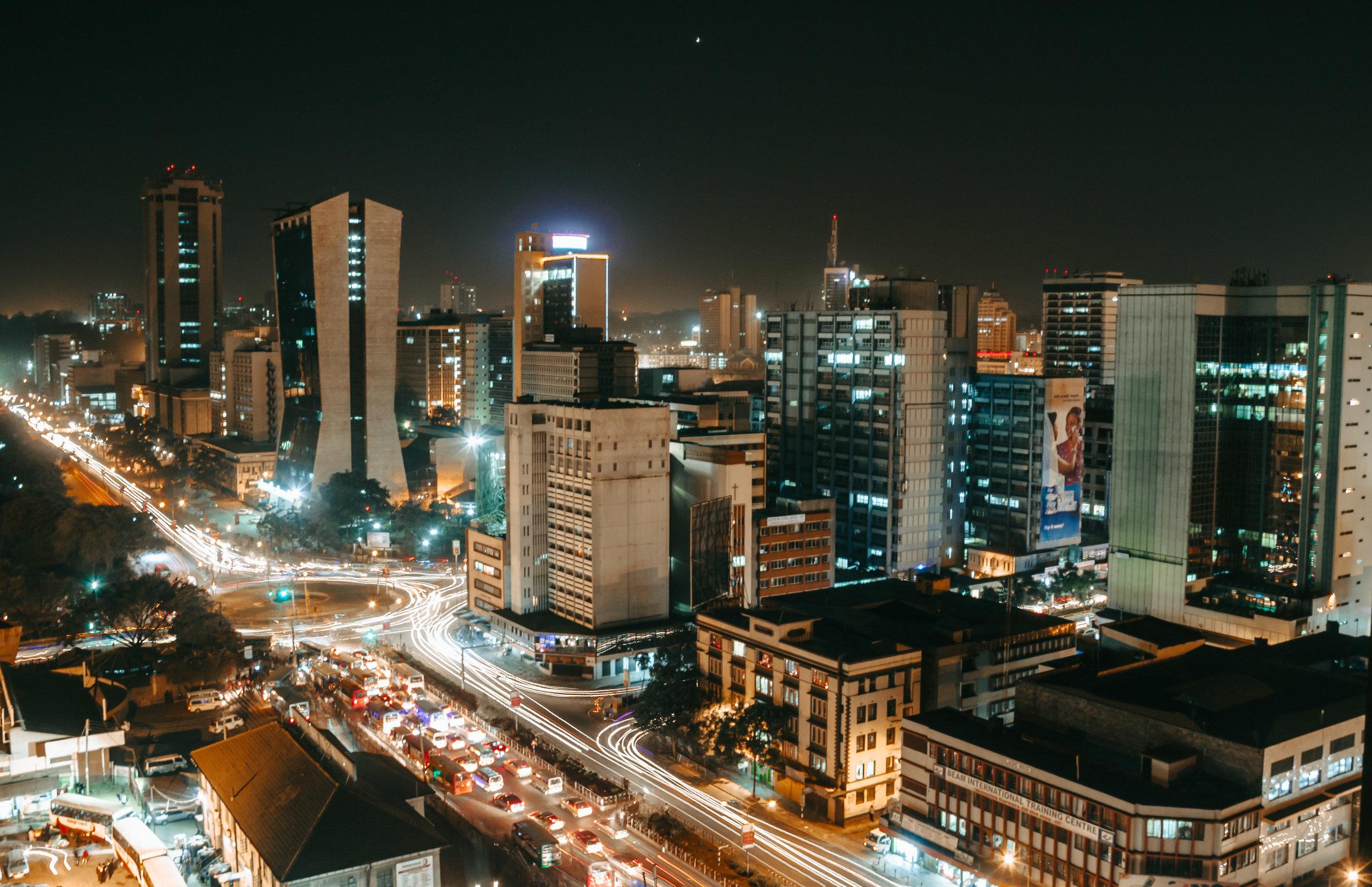 Nairobi Night life